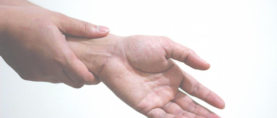 Pijn aan pols   Fysiotherapie Marieke Meeuwis
